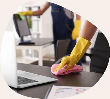 長野県家事代行のYouseful(ユースフル)のオフィス清掃代行サービス