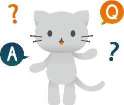 長野県家事代行のYouseful(ユースフル)のよくあるご質問についてのアイコン