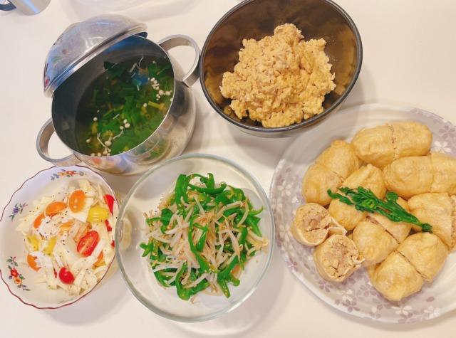 免疫力を高める凍み豆腐